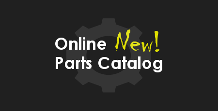 Our exhaust systems, parts and accessories catalog is now available on our website, so check it out!